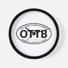 OTTB Wall Clock