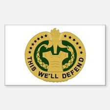 Drill Sergeant Decal
