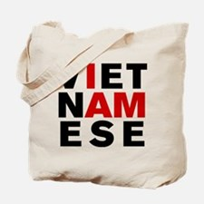 I AM VIETNAMESE Tote Bag