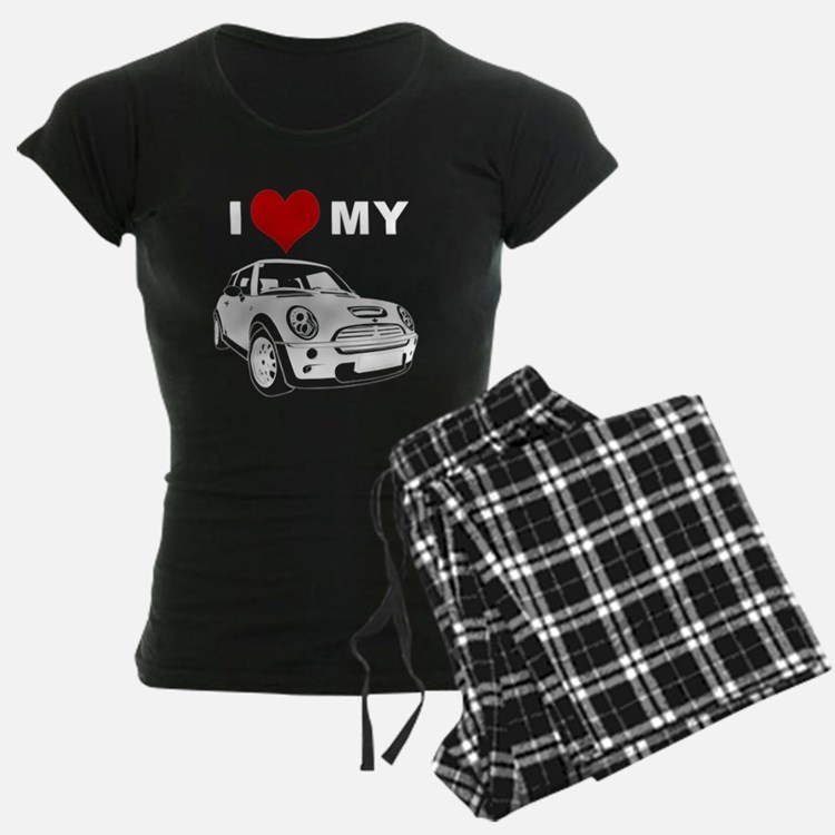 I love my Mini Cooper Pajamas