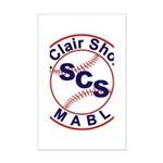 SCS MABL Baseball League Posters