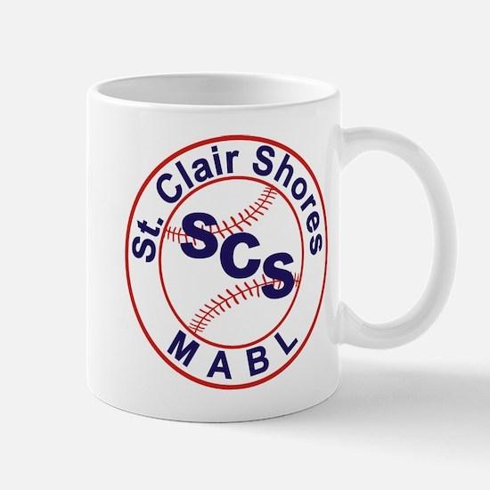 SCS MABL Baseball League Mug