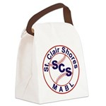 SCS MABL Baseball League Canvas Lunch Bag