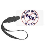 SCS MABL Baseball League Luggage Tag