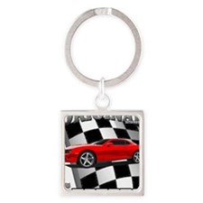 Musclecar Top 100 d13006 Keychains