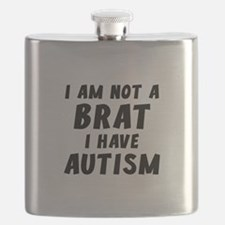 I Have Autism Flask