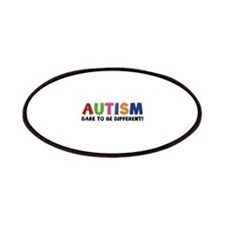 Autism Dare To Be Different! Patches
