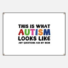 This is what Autism looks like Banner