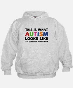 This is what Autism looks like Hoody