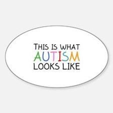 This is what Autism looks like Decal
