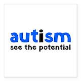 Autism awareness Car Magnets