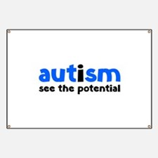 Autism See The Potential Banner