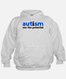 Autism See The Potential Hoodie