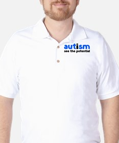 Autism See The Potential T-Shirt