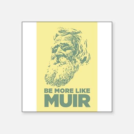 Muir Sticker