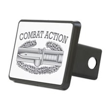 Combat Action Badge Hitch Cover