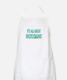 About Photography Apron
