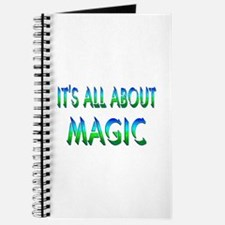 About Magic Journal