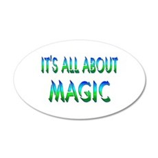 About Magic Wall Decal