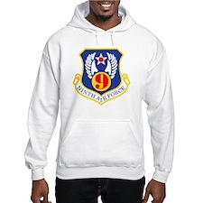 9th Air Force<BR> Hoodie 2