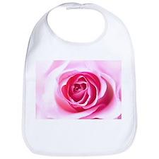 Pink Rose Bib