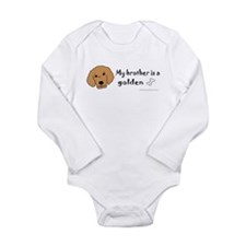 golden retriever Body Suit