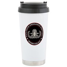 "EOD ""Bomb Squad"" Travel Mug"
