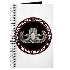 "EOD ""Bomb Squad"" Journal"