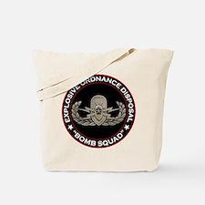 "EOD Senior ""Bomb Squad"" Tote Bag"