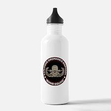 """EOD Senior """"Bomb Squad"""" Water Bottle"""
