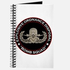 "EOD Senior ""Bomb Squad"" Journal"