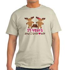 17th Anniversary Moose T-Shirt