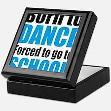 dance Keepsake Box