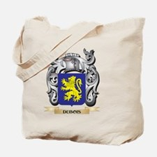 Dubois Coat of Arms - Family Crest Tote Bag