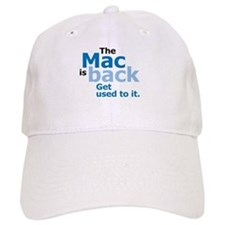 """Mac is back"" Baseball Cap"