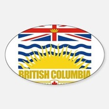 British Columbia Pride Decal