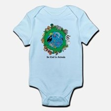 Be Kind To Animals.png Infant Bodysuit