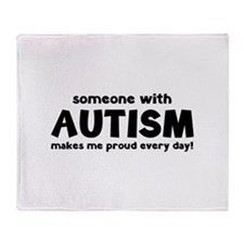 Someone With Autism Makes Me Proud Every Day! Stad