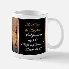 """""""The Keys to the Kingdom"""" Fine Art Mug"""