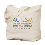 Autism awareness Canvas Bags