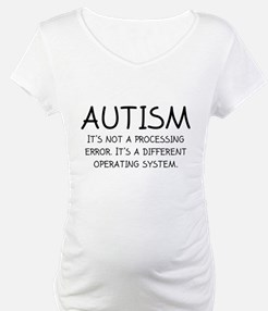 Autism Operating System Shirt