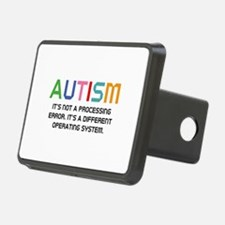 Autism Operating System Hitch Cover