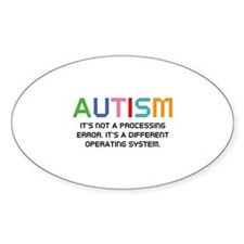 Autism Operating System Decal