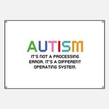 Autism Operating System Banner