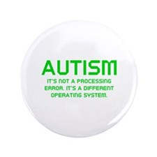 "Autism Operating System 3.5"" Button"