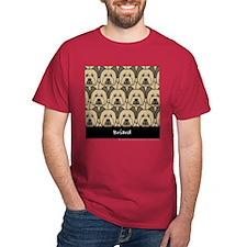 Briards Dark Color T-Shirt