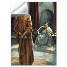 Christ in front of Pontius Pilate Wall Decal