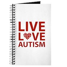 Live Love Autism Journal