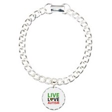 Live Love Autism Bracelet