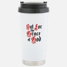 But For The Grace Travel Mug